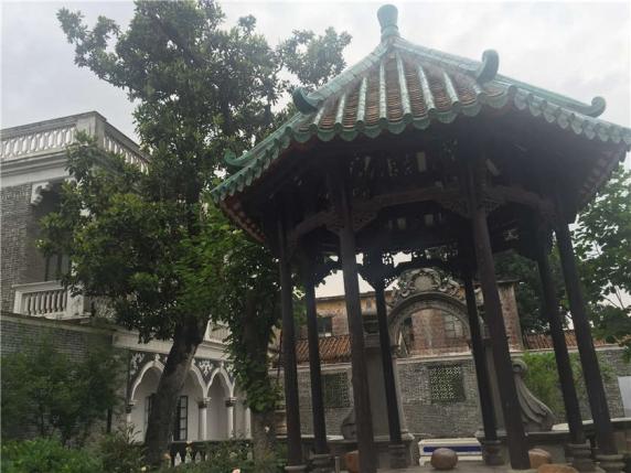 鸣石花园(近现代)