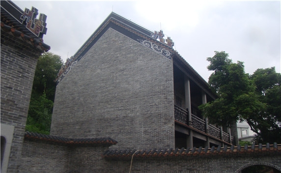 陈邦彦故居(仿古复建)