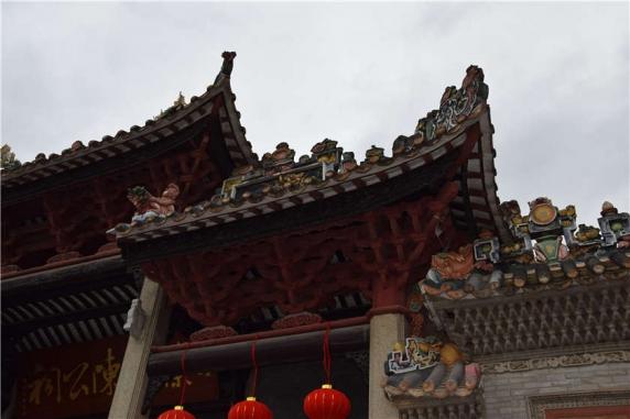 古建筑装饰