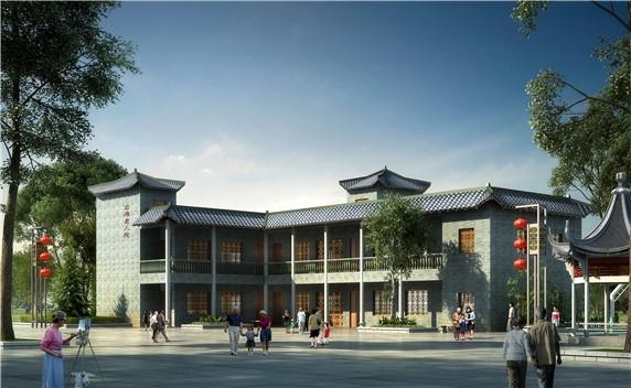 江门房屋建筑