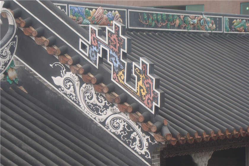 广州仿古装修